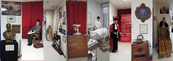Journées du patrimoine 2018 - Visite guidée du musée d'histoire de la médecine à Marseille (Conservatoire du patrimoine médical)
