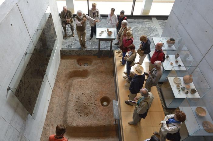Journées du patrimoine 2018 - Visite guidée du musée de Bibracte