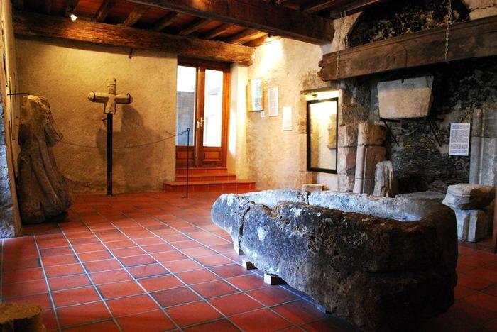 Journées du patrimoine 2018 - Visite guidée du musée de Charroux.