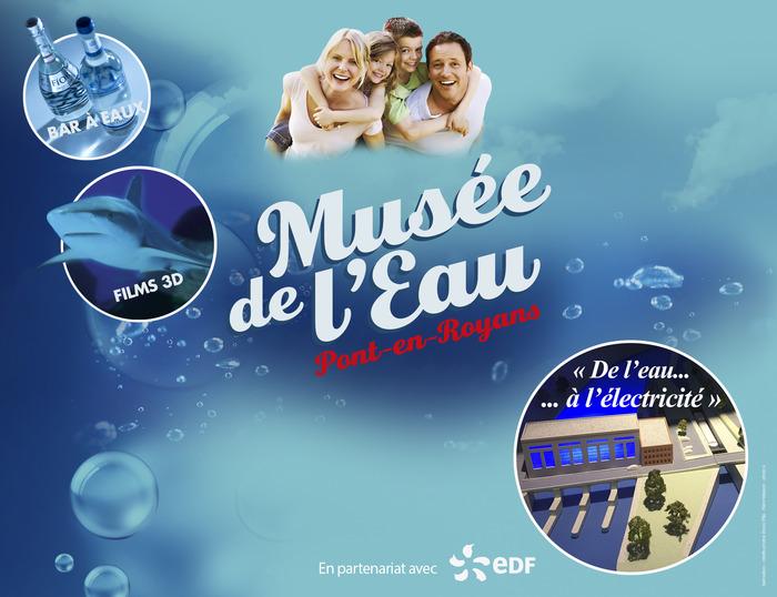 Journées du patrimoine 2018 - Visite guidée du musée de l'eau.