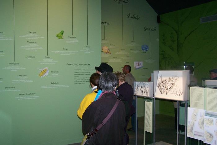 Journées du patrimoine 2017 - Visite guidée du Musée de l'Emigration française au Canada