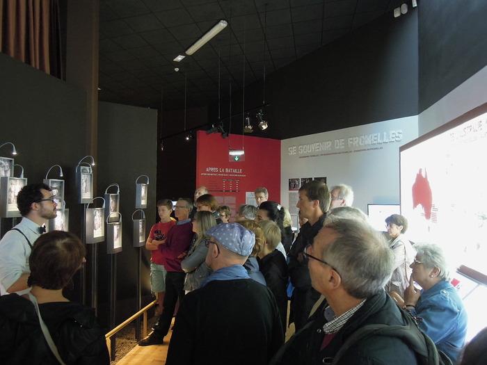 Journées du patrimoine 2018 - Visite guidée