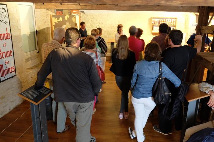 Journées du patrimoine 2018 - Visite guidée du Musée de la Bière de Stenay