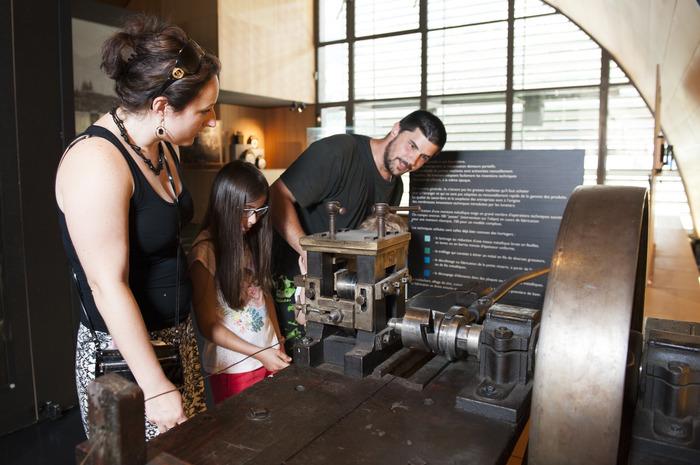 Journées du patrimoine 2018 - Visite guidée du Musée de la Lunette