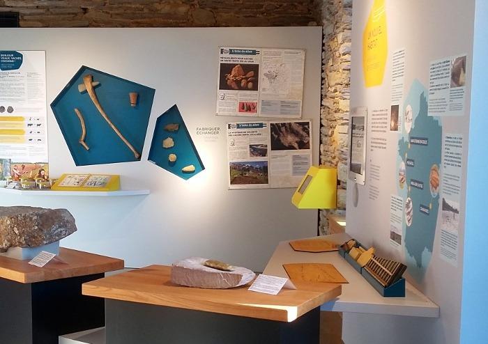 Journées du patrimoine 2018 - Visite guidée du musée de la Maison Mégalithes et Landes