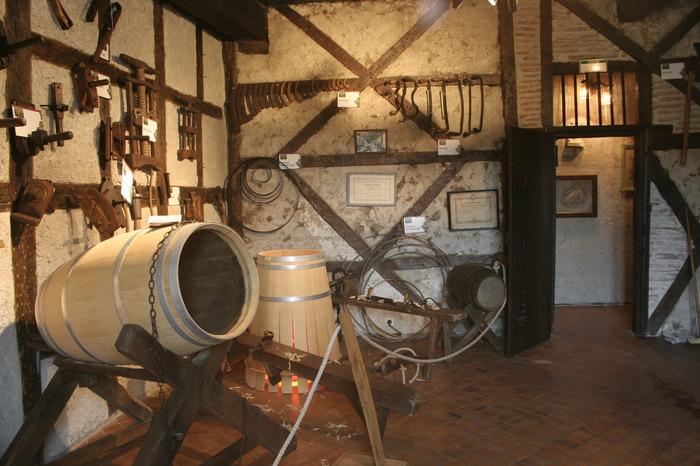 Journées du patrimoine 2018 - Visite guidée du musée de la vigne et du terroir
