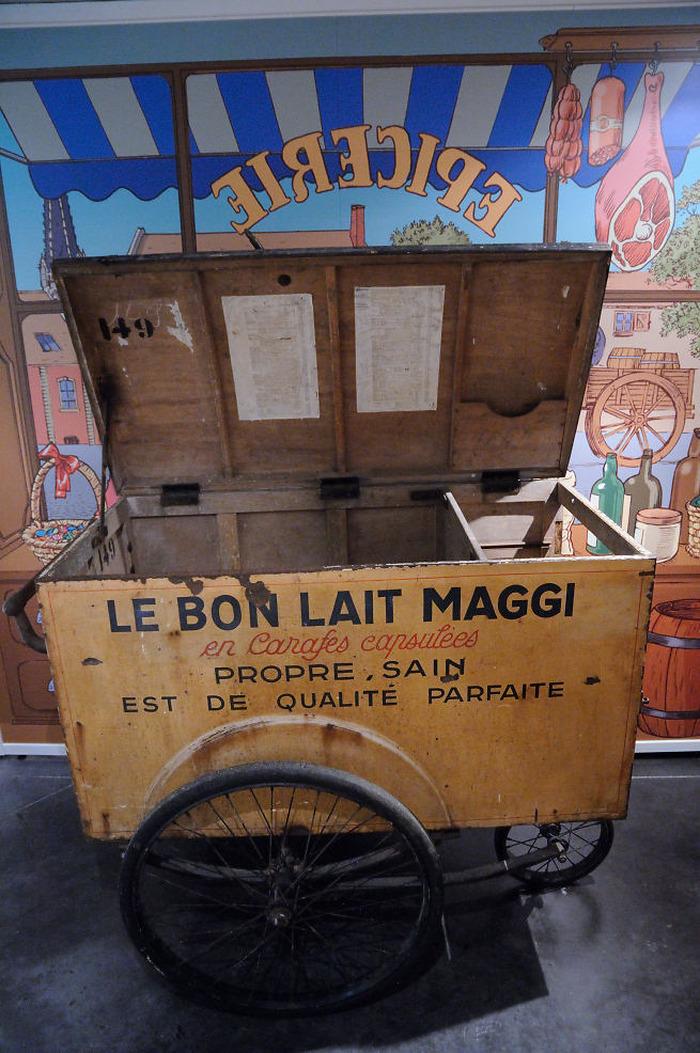 Journées du patrimoine 2017 - Visite guidée du musée des Commerce et des Marques