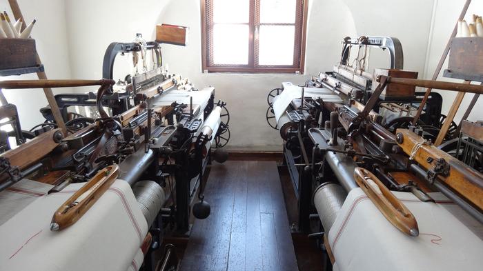 Crédits image : Musée du textile