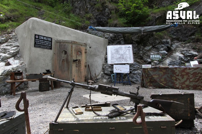 Journées du patrimoine 2018 - Visite guidée du musée du vallo alpino