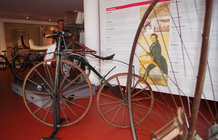 Journées du patrimoine 2018 - Visite guidée du Musée du Vélo