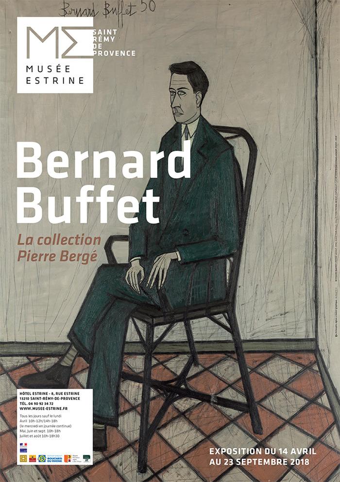 Journées du patrimoine 2018 - Visite guidée du Musée Estrine et de l'exposition Bernarnd Buffet, la collection Pierre Bergé