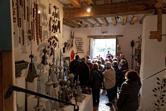 Journées du patrimoine 2018 - Visite guidée du musée et de l'exposition temporaire