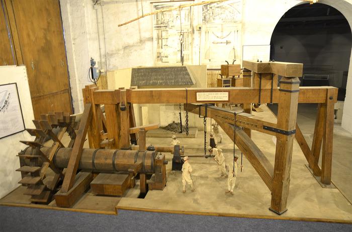 Journées du patrimoine 2018 - Visite guidée du musée Forges et Marines et exposition