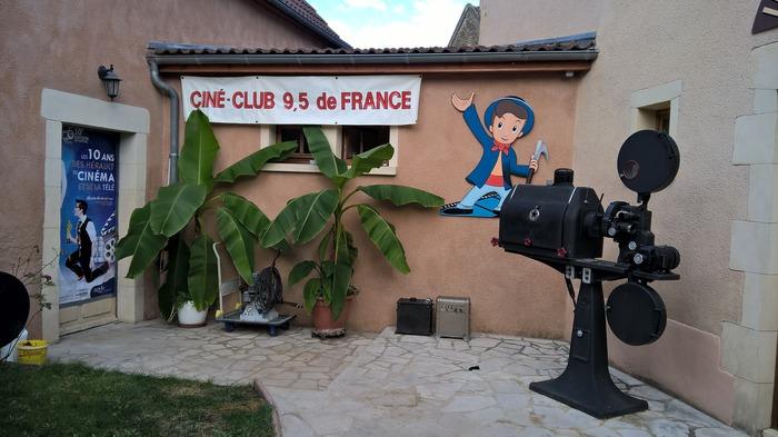 Journées du patrimoine 2018 - Visite guidée du musée Le Cinématographe
