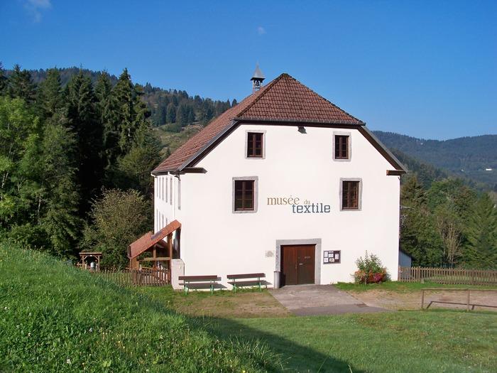 Journées du patrimoine 2018 - Visite guidée du musée textile de Ventron