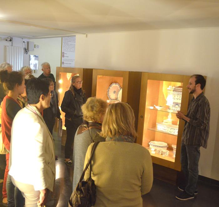 Journées du patrimoine 2018 - Visite guidée du musée départemental de la faïence et des arts de la table