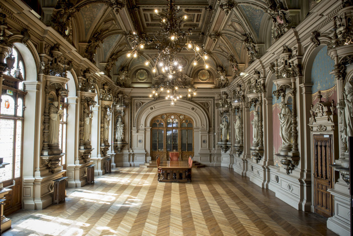 Journées du patrimoine 2018 - Visite guidée du Palais Bénédictine