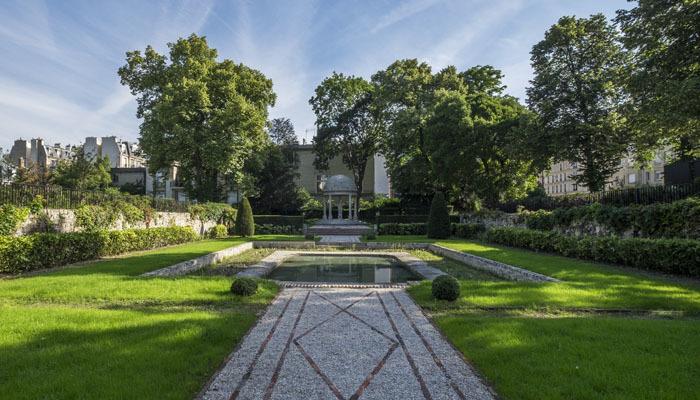 Journées du patrimoine 2018 - Visite guidée du parc de la Folie Saint-James