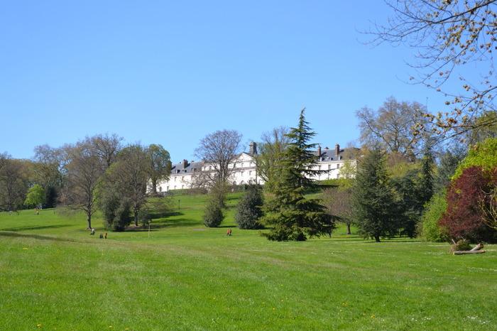 Journées du patrimoine 2018 - Visite guidée du parc de la Verrerie
