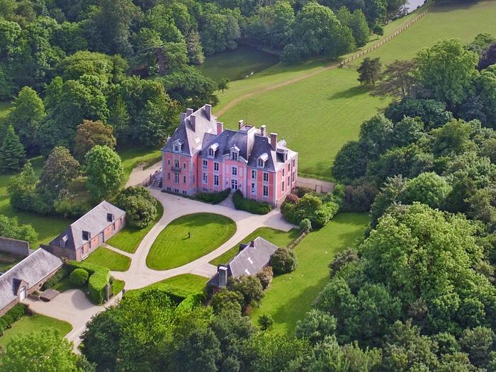 Journées du patrimoine 2018 - Visite guidée du parc du château