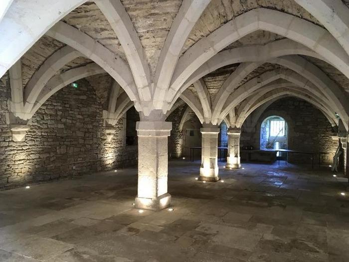 Journées du patrimoine 2018 - Visite guidée du parc du Château de Riceys-Bas et du Cellier 12ème