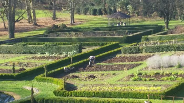 Journées du patrimoine 2018 - Visite guidée du Parc et de la nouvelle collection de buis