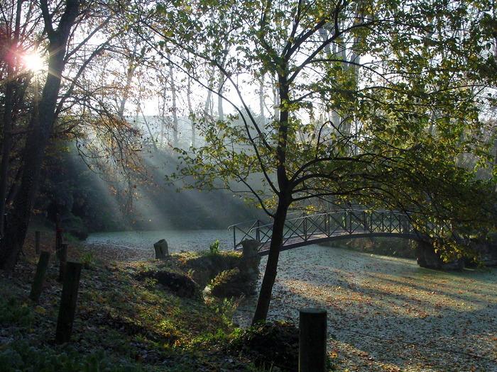 Journées du patrimoine 2017 - Visite guidée du parc et du château, par Catherine Regen