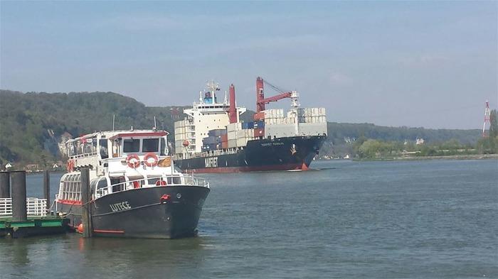 M tropole rouen normandie - Grand port maritime de rouen ...