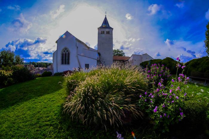 Journées du patrimoine 2018 - Visite guidée du prieuré clunisien de Froville