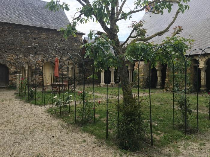 Journées du patrimoine 2018 - Visite guidée du prieuré de la Jaillette, Louvaines, Segré en Anjou Bleu 49500