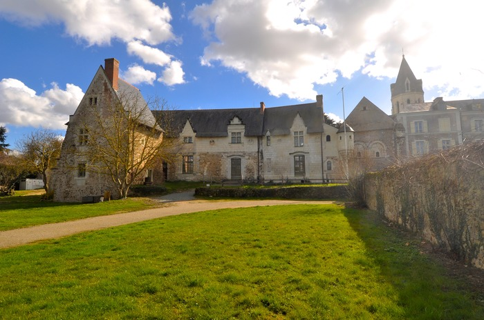 Journées du patrimoine 2018 - Visite guidée du Prieuré de St Rémy la Varenne
