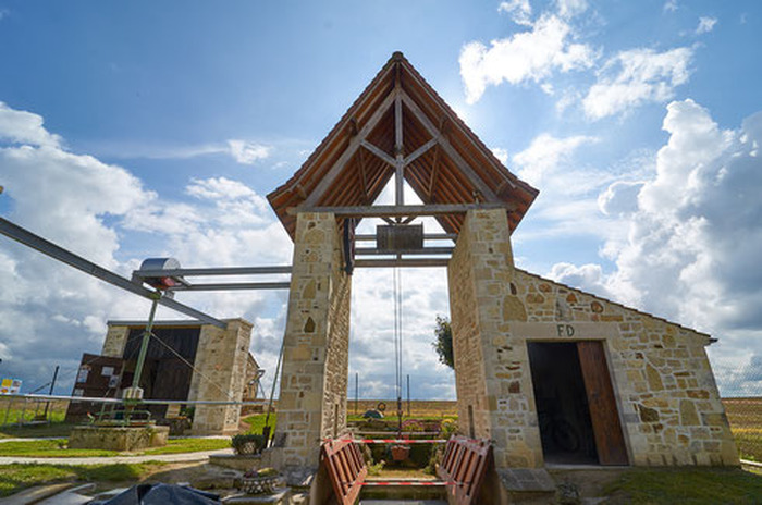 Journées du patrimoine 2018 - Visite guidée du Puits à Daubin et de la carrière souterraine