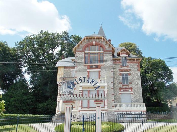 Journées du patrimoine 2018 - Visite guidée du Quartier Belle Époque