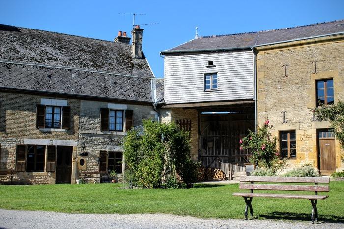 Journées du patrimoine 2018 - Le Relais de Poste de Launois-sur-Vence