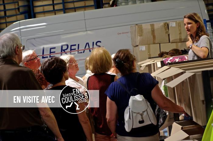 Visite guidée du Relais Gironde à Bordeaux