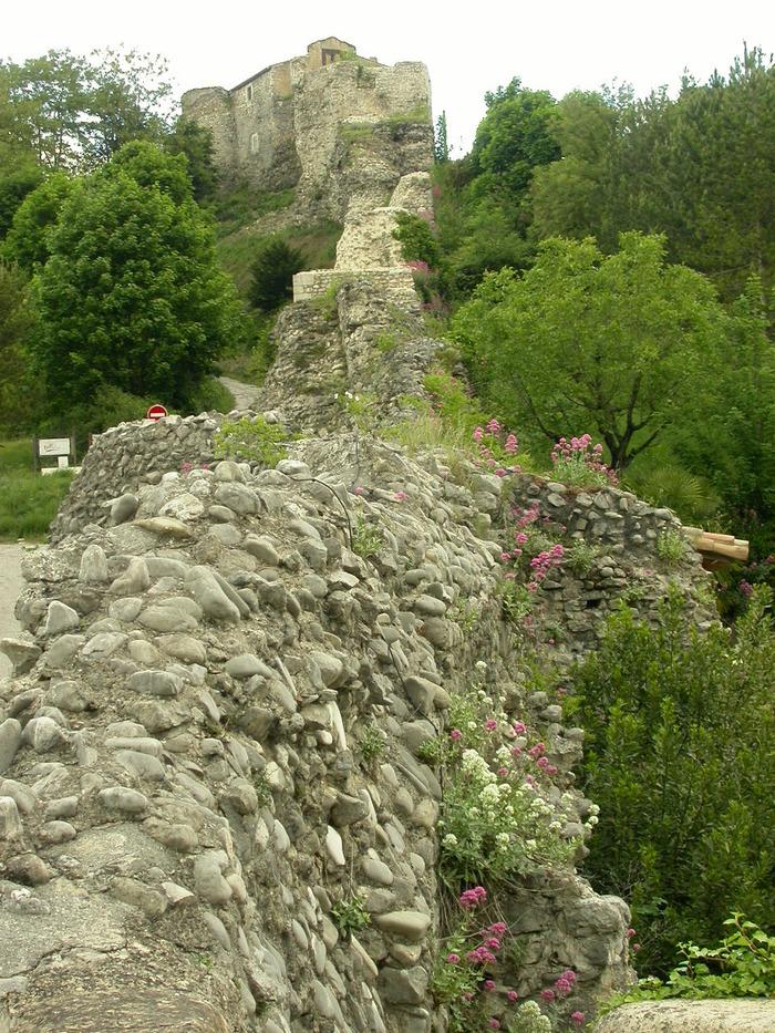 Journées du patrimoine 2018 - Visite commentée du rempart romain.