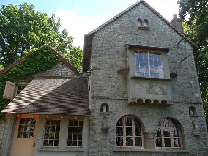 Journées du patrimoine 2018 - Visite guidée du Renabec, maison de Fernand Maillaud