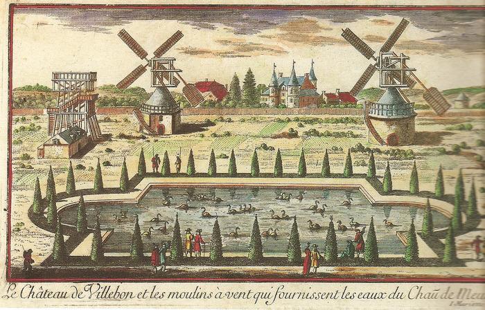 Journées du patrimoine 2018 - Visite guidée du Réseau Hydraulique du Domaine de Meudon, construit par le Marquis de Louvois au XVIIe siècle.