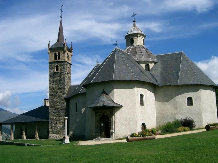 Journées du patrimoine 2018 - Visite guidée du sanctuaire Notre-Dame-de-la-Vie.