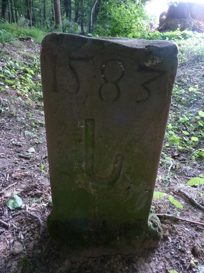 Journées du patrimoine 2017 - Visite guidée du sentier les bornes