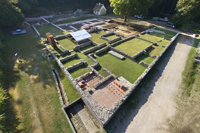 Journées du patrimoine 2018 - Visite guidée du site archéologique de Bibracte