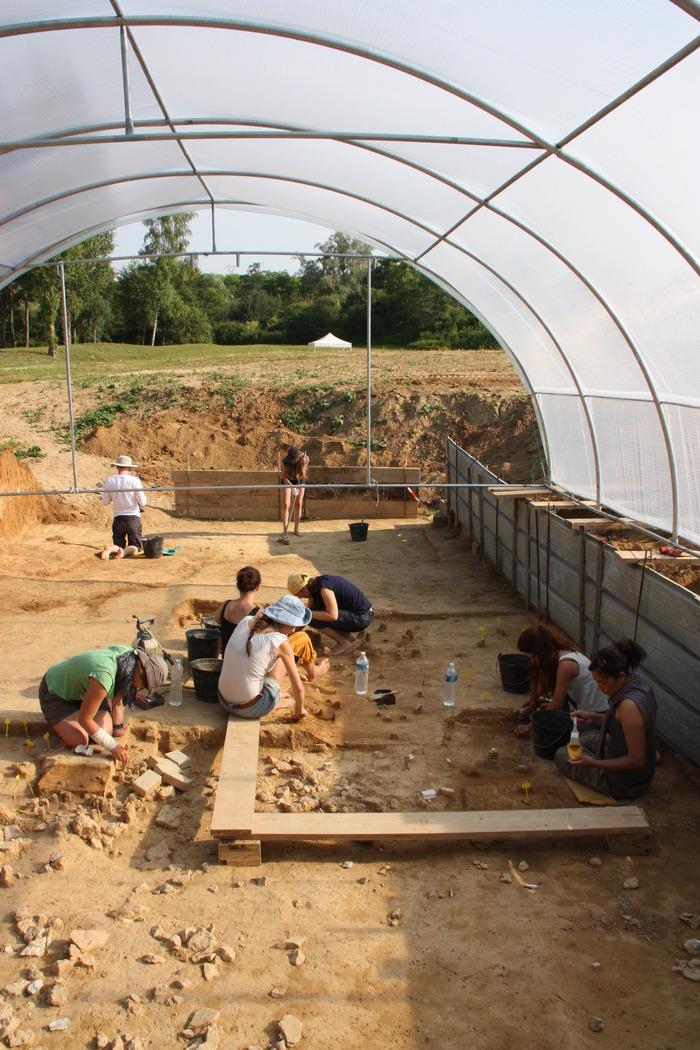 Journées du patrimoine 2018 - Visite guidée du site archéologique de Pincevent