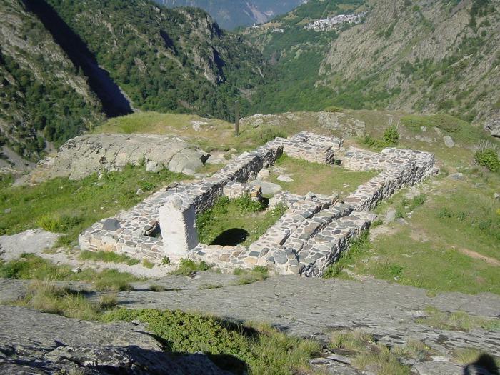 Journées du patrimoine 2018 - Visite guidée du site archéologique de Brandes.