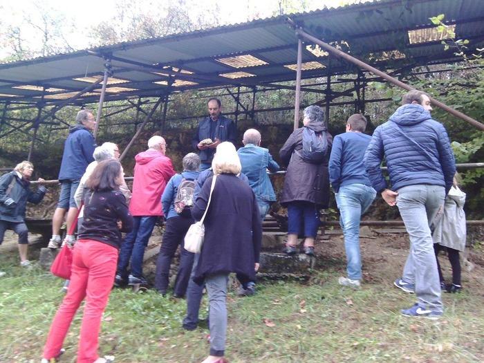 Journées du patrimoine 2018 - Visite guidée du site archéologique de la Bouffia Boneval