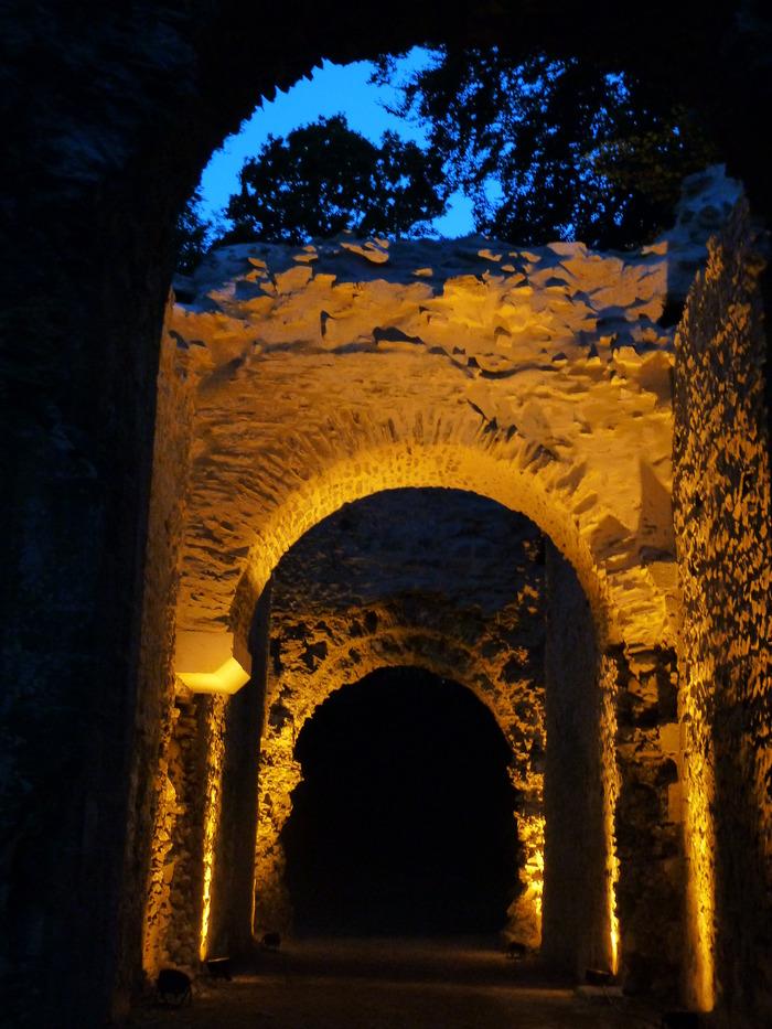 Journées du patrimoine 2018 - Visite guidée du site de château Ganne