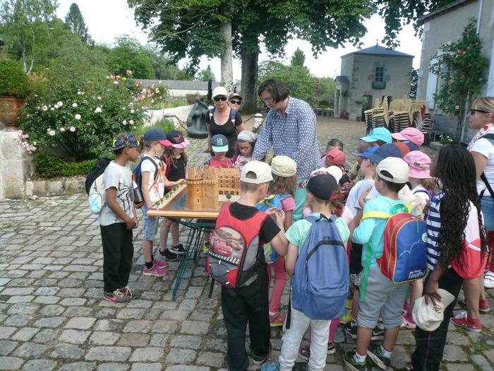 Journées du patrimoine 2018 - Visite guidée du site et de ses jardins