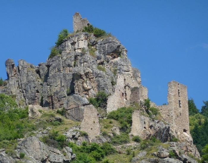 Journées du patrimoine 2018 - Visite guidée du site du château de Rochebonne