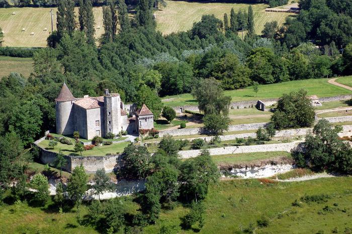Journées du patrimoine 2018 - Visite guidée du site et du château du Puch de Gensac