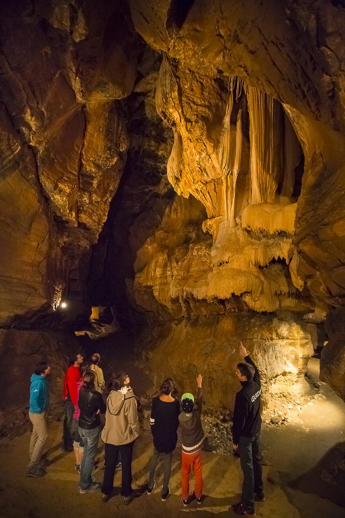 Journées du patrimoine 2017 - Visite guidée du site historique des grottes de Saint-Christophe