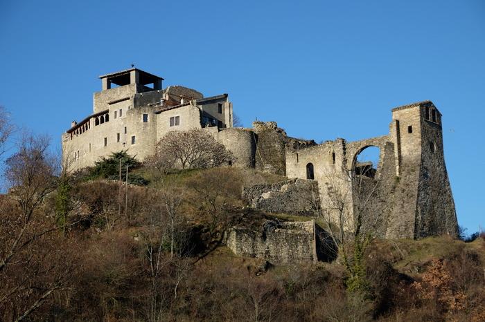 Journées du patrimoine 2018 - Visite guidée du site médiéval de Piégros.